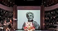 El funeral (Teatro Rosalia Castro)