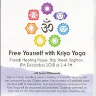 Free Yourself with Kriya Yoga
