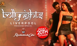 Bollynights Liverpool: Friday 20th Sep - Freshers Special