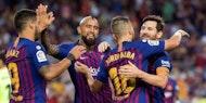 FC Barcelona v Valencia CF Tickets - Spanish La Liga 2018/19