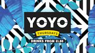 YOYO Thursdays   4th April
