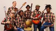 London Astrobeat Perform Talking Heads