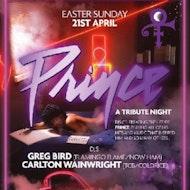 Prince: A Tribute Club Night