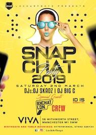 SnapChat Party 2019