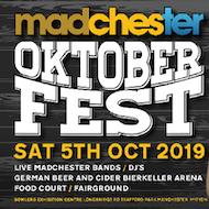 Madchester presents Oktoberfest