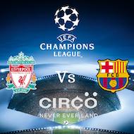 Liverpool vs Barcelona (Champions Semi-final)