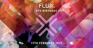 Sundays: Flux 8th Birthday