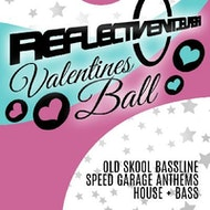 Reflective 'Valentines Ball'