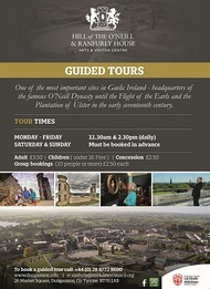 Guided Tour  11.30am