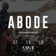 ABODE PROJECT FUNDRAISER// MINT WAREHOUSE