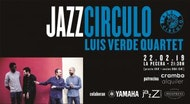 Luis Verde Quartet | Círculo de Bellas Artes