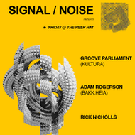 Signal/noise presents Friday @ The Peer Hat