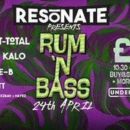 Resonate Presents ; Rum 'n Bass