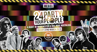 """24 HOUR PARTY PEOPLE """"AN EVENING OF MADCHESTER & 90S INDIE NOSTALGIA"""""""