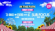 OAM in the Park ft CHASE & STATUS, SUB FOCUS + MANY MORE - Sunday 5th May, Hoglands Park!