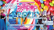 Lollipop Thursdays | End of Term Frozen Party! 13.12.2018