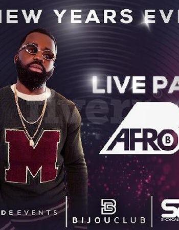 Mode Presents: AFRO B - Live Performance   Bijou Club Mcr