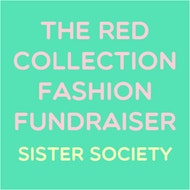 THE RED COLLECTION FUNDRAISER - SISTER SOCIETY
