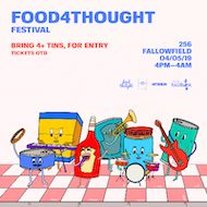 LFTS x Food 4 Thought