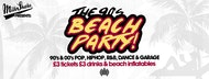 Milkshake's 90's Beach Party - Ministry of Sound | June 4th 2019