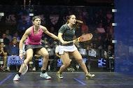 Manchester Open Squash 2019 - Quarter Finals