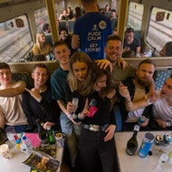 Hogmanay's Official Trainspotting Afterparty - Stoke Travel