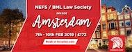 Law/NEFS/BML Trip Social