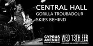 Central Hall // Skies Behind // Gorilla Troubadour