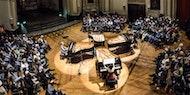 Rondane Kwartet speelt Canto Ostinato van Simeon ten Holt
