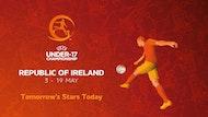 Uefa Under 17 Championship - Republic of Ireland V A4