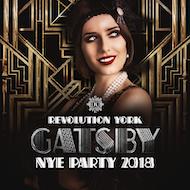 NYE Party 2018
