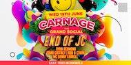 END of JC! w/ Ryan Redmond & Danny Farrell at The Grand Social