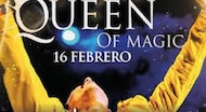 QUEEN OF MAGIC in concert