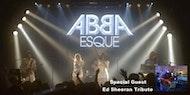 Abbaesque Live Parnells Gaa  Special Guest Ed Sheeran Tribute