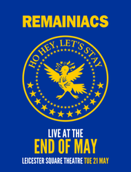 Remainiacs: A Brexit Podcast – Live!