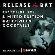 release the bat- halloween special