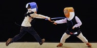 January Fencing Fun Challenge Cup Plastic Tournament Age 9-11