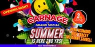 Carnage 2nd Years! w/ Ryan Redmond& MC Danny at The Grand Social