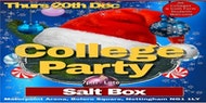 College Party Nottingham (Thurs20Dec)
