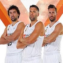 Real Madrid Baloncesto CF - FC Barcelona Lassa