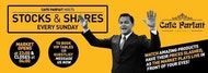 Stocks & Shares // Every Sunday At Cafe Parfait at Café Parfait