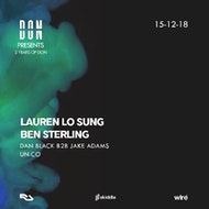 2 Years Of DON / Lauren Lo Sung / Ben Sterling