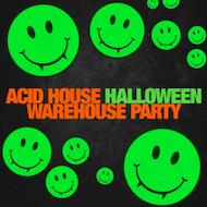 Acid House Warehouse Halloween