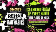 Rehab vs Bad Habits