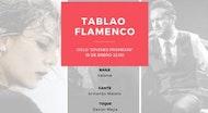 Tablao Flamenco Jovenes Promesas con Salomé