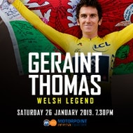 Geraint Thomas: Welsh Legend
