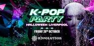 KPOP Party Liverpool - Halloween