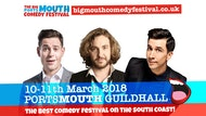 Big Mouth Comedy Festival - Entry for All Dates