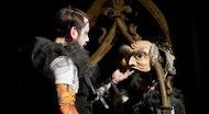El Bufón del Rey Lear en Santa Coloma de Gramenet