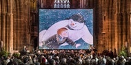 'The Snowman' and 'Bear and the Piano' with orchestra - Sheffield City Hall